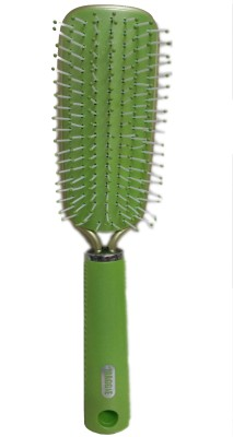 Maggie Ellipse Shaped Brush With Comfortable Bristles