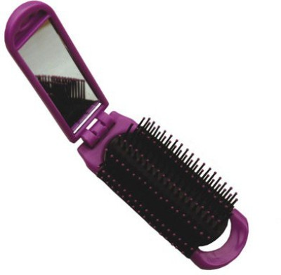 Vega Folding Hair Brush With Mirror R1-Fm