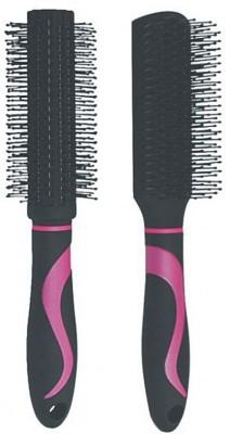 Babila ROUND & FLAT HAIR BRUSH-A