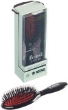 Kent Ruby Pure Black Natural Bristle Med...