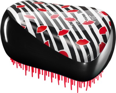 Tangle Teezer Limited Edition Lulu Guiness Compact Styler Detangling Brush