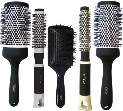 Vega Professional Hair Brush Set