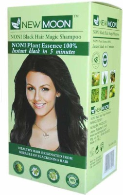 New Moon Noni Instant Color Shampoo 20 Sachets  Hair Color