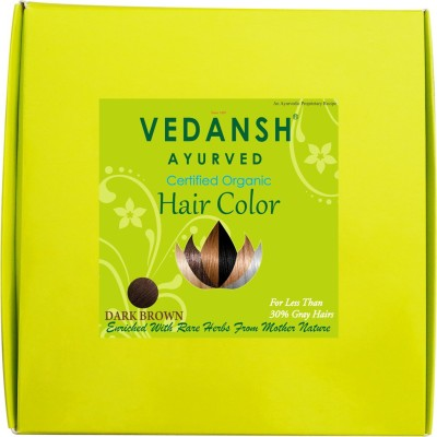 Vedansh Hair Color