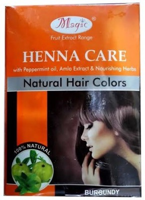 Natures Essence Burgndy Hair Color