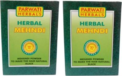 Khadi Herbal Black Mehndi Hair Color