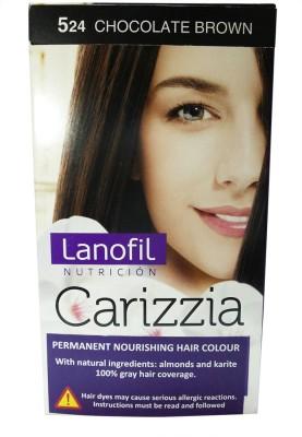 Lanofil Carizzia Cream Based Hair Color