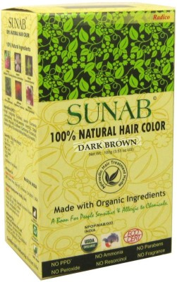 Sunab Powder Hair Color