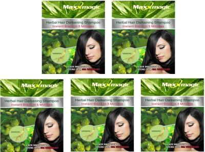 Maxxmagic Cream5 Hair Color