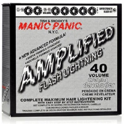 Manic Panic Flash Lightning Bleach Kit Hair Color