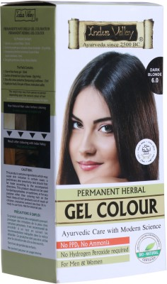 Indus Valley Organically Natural Hair Color