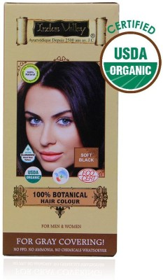 Indus Valley Organic Botanical Hair Color