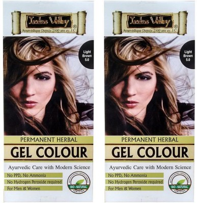 Indus Valley Permanent Herbal Hair Color