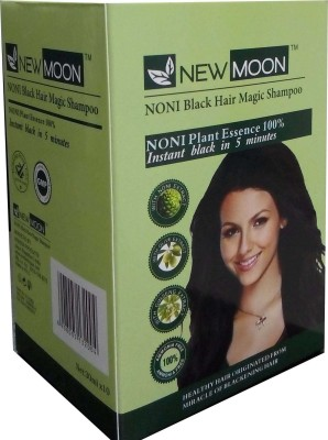 New Moon ( Pack of 10 ) Noni harbal dyes Hair Color