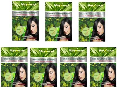 Maxxmagic Cream 7 Hair Color