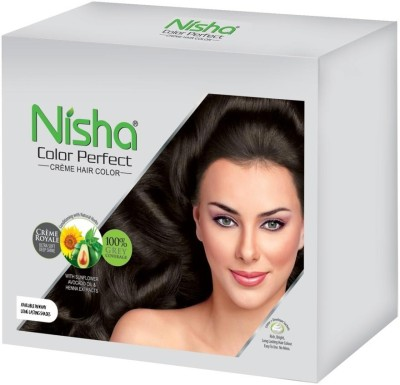 Nisha Perfect Hair Color