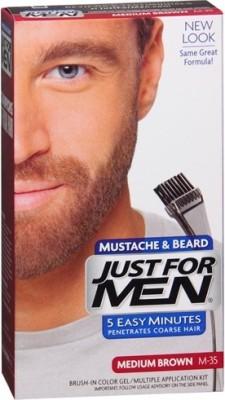 Just For Men Medium Brown Brush In Gel Hair Color