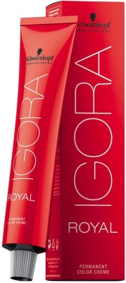 Schwarzkopf Professional IGORA Royal 3-0 Hair Color