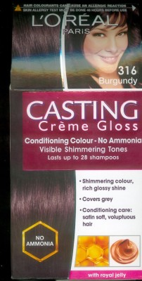 L,Oreal Paris Casting Creme Gloss Hair Color