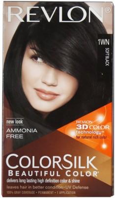 Revlon SILK WITH 3D TECHNOLOGY Hair Color