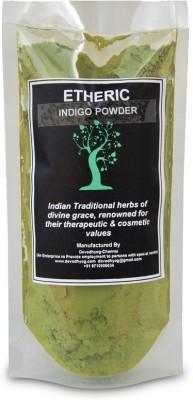 Etheric Organic Indigo Powder Hair Color(GREEN)