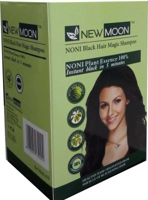 New Moon ( Pack of 20 pcs 30 ml ) Noni harbal dyes Hair Color