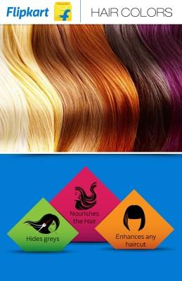 L,Oreal Paris Excellence Cream Hair Color(Deep Plum - 4.16)