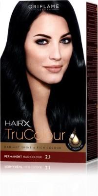 Oriflame Sweden HairX TruColour - 2.1 Hair Color