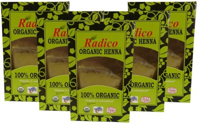 Radico Organic Henna Powder Hair Color