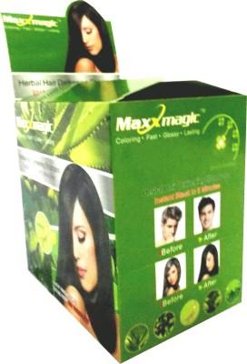 Maxxmagic Coloring shampoo Hair Color