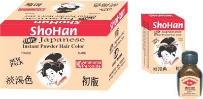 ShoHan Permanent Powder Hair Color