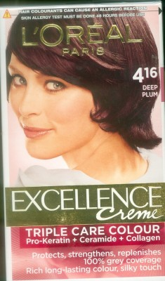 L,Oreal Paris Excellence Cream Hair Color