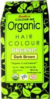 Radico 100% Organic Dark Brown USDA Certified Hair Color(DARK BROWN)