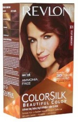 Revlon Colorsilk Hair Color With 3D Color Technology 3DB Hair Color