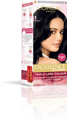 L,Oreal Paris Excellence Creme Hair Color