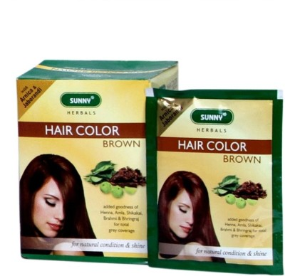 Bakson's Sunny Pack Of 12 Hair Color