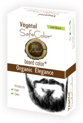 VEGETAL SAFE COLOUR- FOR BEARD Hair Color