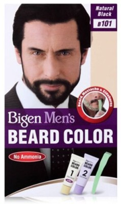 Bigen Beard Hair Color