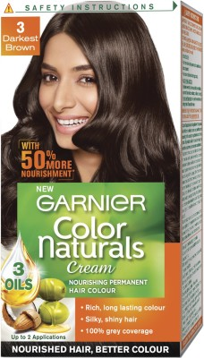 Garnier Color Naturals Regular Shade 3 Hair Color