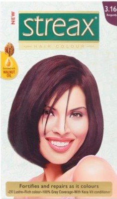 Streax Hair Color