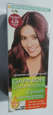 Garnier Color Naturals Regular Shade 4.26 Hair Color