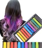 Looks United 12 Colors Non-toxic Tempora...