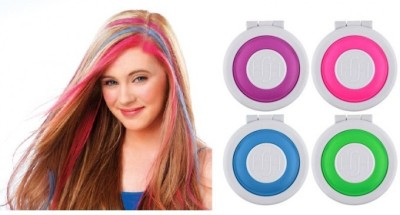 CPEX chalk with 4 colors Hair Color