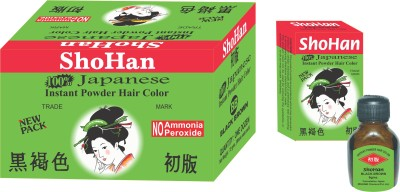ShoHan Permanent Powder Hair Color