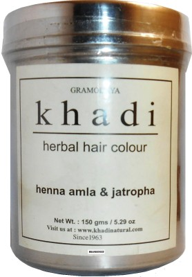 khadi Natural Henna Amla & Jatropha Hair Color