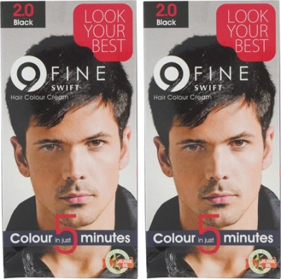 9Fine Swift Pack of 2 Hair Color