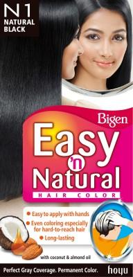 Bigen Easy N Natural N1 Hair Color(Natural Black)