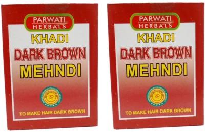 Khadi Herbal Brown Mehndi Hair Color