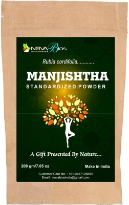 Nova Bios Manjishtha Powder Hair Color