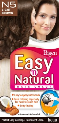 Bigen Easy N Natural N5 Hair Color